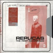 Click here for more info about 'Gary Numan - Replicas: The First Recordings - Sage Green Vinyl - Sealed'