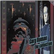 Gary Numan The Collection UK 2-LP vinyl set