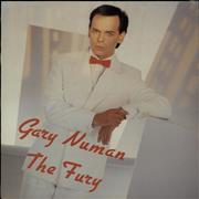 Click here for more info about 'Gary Numan - The Fury - Autographed'