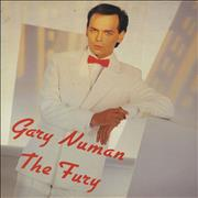 Click here for more info about 'Gary Numan - The Fury'