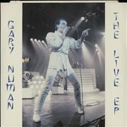 Click here for more info about 'Gary Numan - The Live EP'