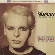 Click here for more info about 'Gary Numan - The Plan'