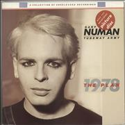 Click here for more info about 'Gary Numan - The Plan - Stickered Sleeve'