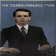 Click here for more info about 'Gary Numan - The Touring Principle + Ticket stub'