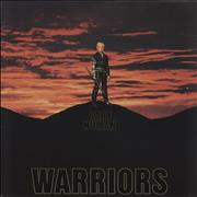 Click here for more info about 'Gary Numan - Warriors - Autographed + Flyer'