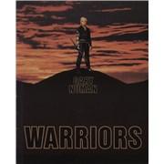 Gary Numan Warriors 1983 + Photobook Advertisement Insert UK tour programme