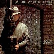 Click here for more info about 'Gary Numan - We Take Mystery To Bed'