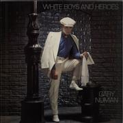 Click here for more info about 'Gary Numan - White Boys And Heroes'