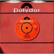 """Gary Walker Spooky UK 7"""" vinyl"""