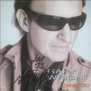 Click here for more info about 'Gary Wright - Connected - Autographed'
