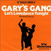 Click here for more info about 'Gary's Gang - Let's Lovedance Tonight'