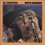 Click here for more info about 'Gato Barbieri - El Pampero'
