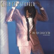 Click here for more info about 'Gavin Christopher - One Step Closer To You'