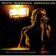 Click here for more info about 'Gavin Rossdale - Adrenaline - Autographed'
