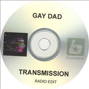 Click here for more info about 'Gay Dad - Transmission - Radio Edit'