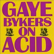 Click here for more info about 'Gaye Bykers On Acid - Everythang's Groovy'