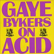 Click here for more info about 'Gaye Bykers On Acid - Everything's Groovy'