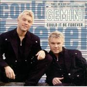Click here for more info about 'Gemini - Could It Be Forever - Part 1'