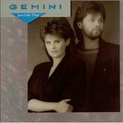 Click here for more info about 'Gemini - Just Like That'