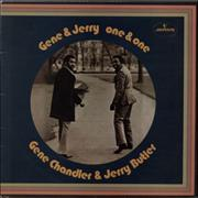 Click here for more info about 'Gene Chandler & Jerry Butler - One & One'