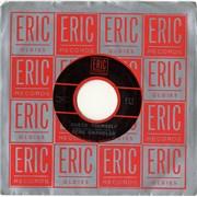 """Gene Chandler Duke Of Earl / Check Yourself USA 7"""" vinyl"""
