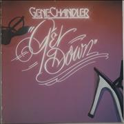 Gene Chandler Get Down UK vinyl LP