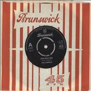 "Gene Chandler There Was A Time / I'm Gonna Miss UK 7"" vinyl"