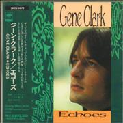 Click here for more info about 'Gene Clark - Echoes'