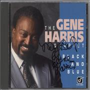 Click here for more info about 'Black And Blue - Autographed'