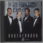 Click here for more info about 'Brotherhood - Autographed'