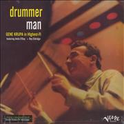 Click here for more info about 'Gene Krupa - Drummer Man - 180gm - Sealed'