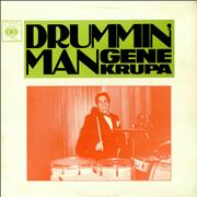 Click here for more info about 'Gene Krupa - Drummin' Man'