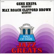 Click here for more info about 'Gene Krupa - Jazz Greats'