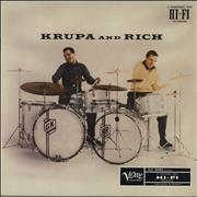 Click here for more info about 'Gene Krupa - Krupa And Rich'