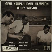 Click here for more info about 'Gene Krupa - Krupa, Hampton, Wilson'