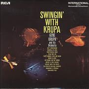 Click here for more info about 'Gene Krupa - Swingin' With Krupa'