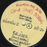 Click here for more info about 'Gene Loves Jezebel - Bruises'