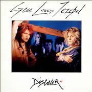 Click here for more info about 'Gene Loves Jezebel - Discover + Glad To Be Alive LP'