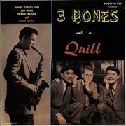 Click here for more info about 'Gene Quill - 3 Bones And A Quill'