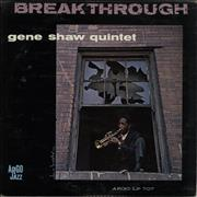 Click here for more info about 'Gene Shaw - Break Through - 1st'