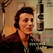 Click here for more info about 'Gene Vincent - A Gene Vincent Record Date'
