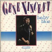 Click here for more info about 'Gene Vincent - Baby Blue'