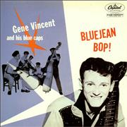 Click here for more info about 'Gene Vincent - Blue Jean Bop!'