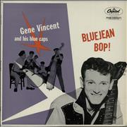 Click here for more info about 'Gene Vincent - Bluejean Bop! - 1st'