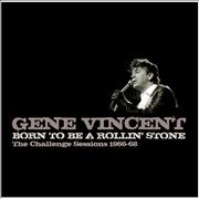 Click here for more info about 'Gene Vincent - Born To Be A Rollin' Stone - The Challenge Sessions'