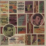 Click here for more info about 'Gene Vincent - The Saturday Club 1960 - Red Vinyl + Poster & Ticket'