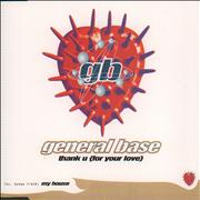 Click here for more info about 'General Base - Thank You For Your Love'