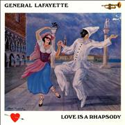 Click here for more info about 'General Lafayette - Love Is A Rhapsody'