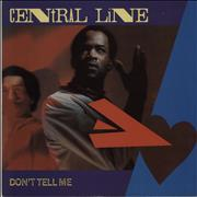 Click here for more info about 'General Line - Don't Tell Me'