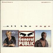Click here for more info about 'General Public - All The Rage'